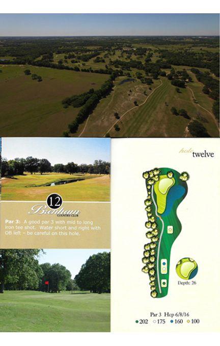 Course tour hole 12
