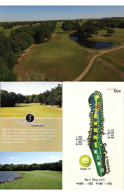 Course tour hole 5