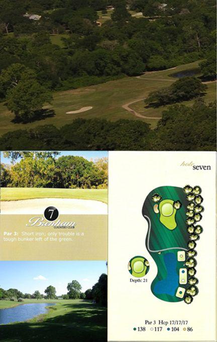 Course tour hole 7